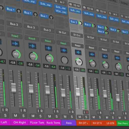 10 Ways to Better Organize your DAW Mixing Sessions