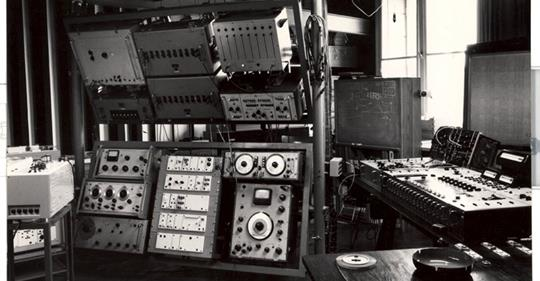 Free pack of sounds from the Polish Radio Experimental Studio