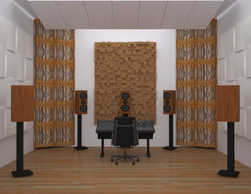 How to Treat Your Room for High Fidelity Listening & Mixing