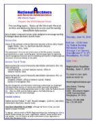 """Mid-Atlantic – June 10th – """"ERA and PII"""""""