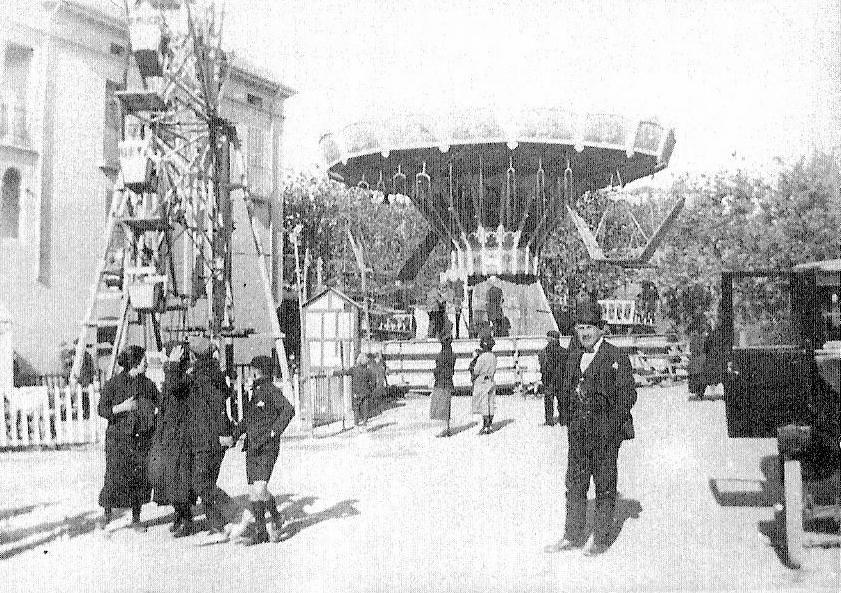fira passeig 1924