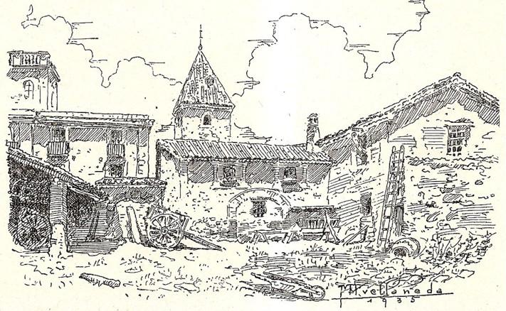 Can Viver de Torrebonica, masia i sanatori (1/5)