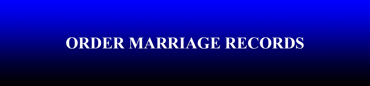 Marriage Records FAQ - How to Choose the Right Marriage Records