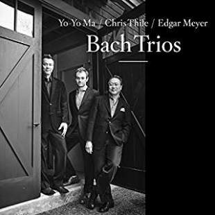 Yo-Yo Ma/Chris Thile/Edgar Meyer/Bach Trios
