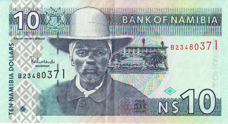 Resultado de imagen de Moneda:EN NAMIBIA