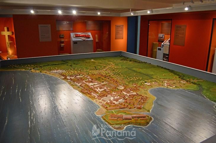 Mapa de la Ciudad Colonial.