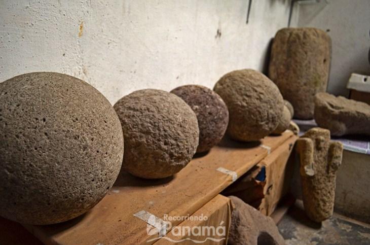 Esferas rocas.