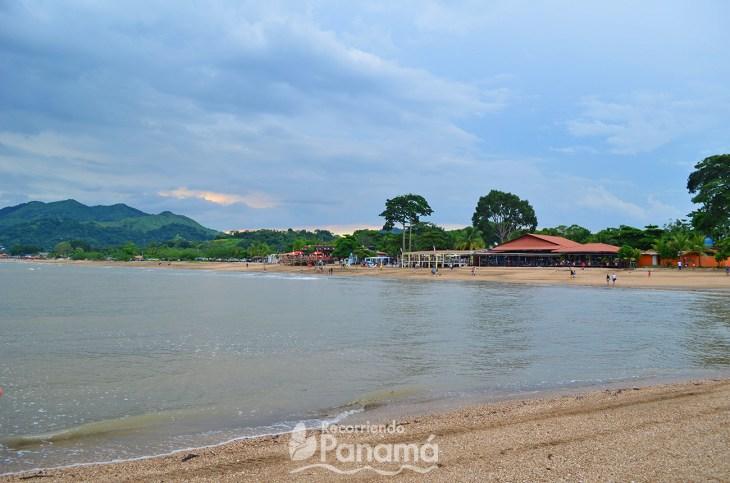 Venao Beach in Veracruz,  Free places in panama