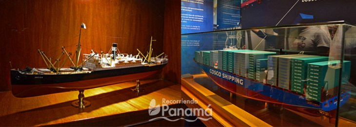Ships that made history on Panama Canal