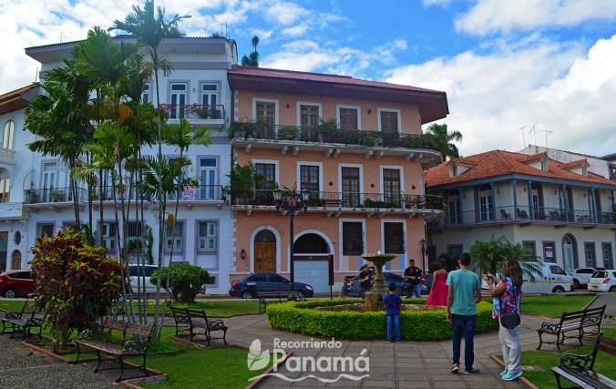Casco Antiguo, free places in panama