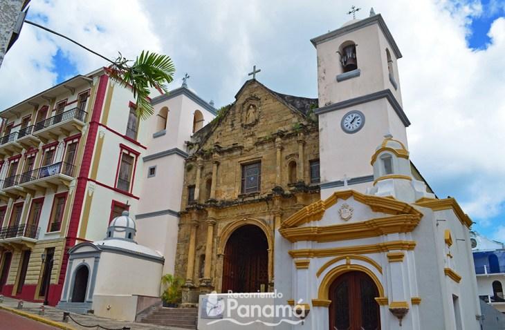 La Merced Churches of the Casco Antiguo