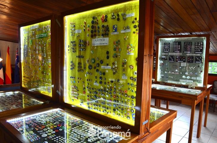 Botones Museum in Panama