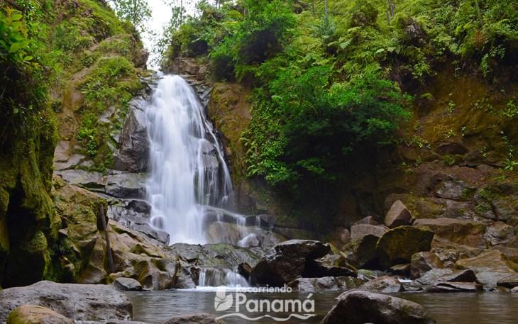 El Desvío Waterfall
