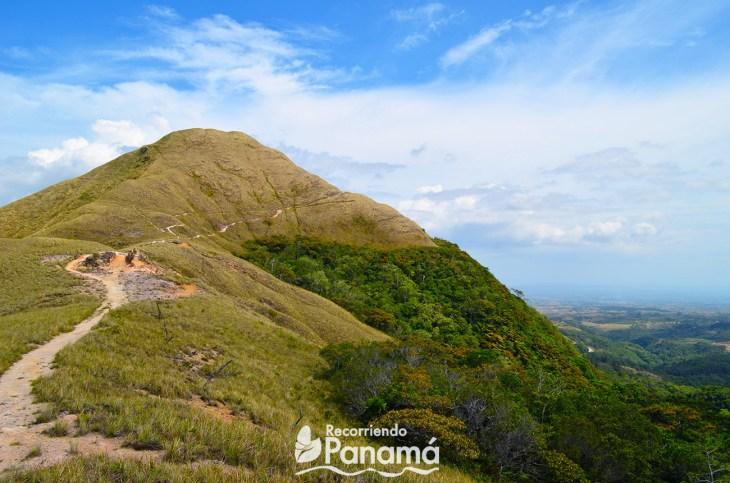 La Silla hill