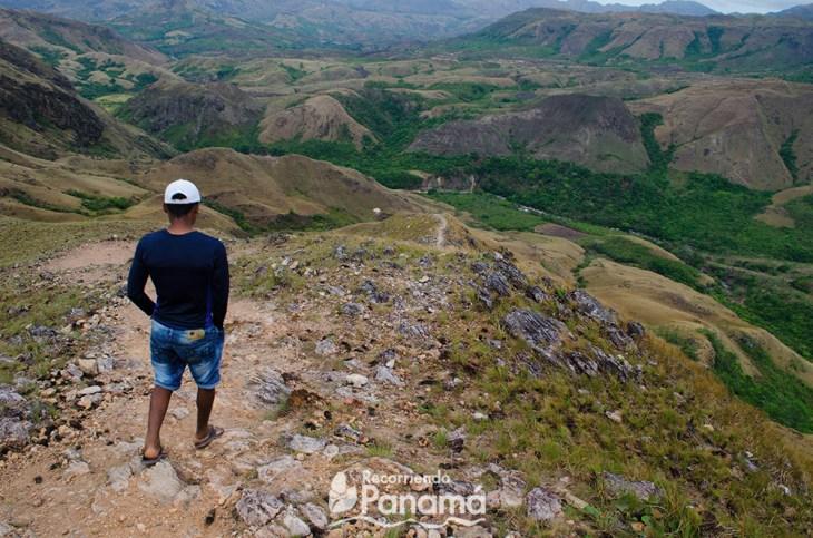 Bajando el cerro más pesado. Tips para Hacer Senderismo