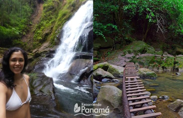 El Desvío Waterfall at La Yeguada