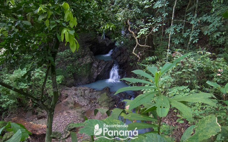 Río Masambi Chico.