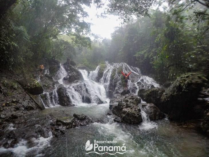 El Águila Waterfall