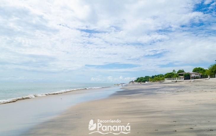 Playa Farallón.