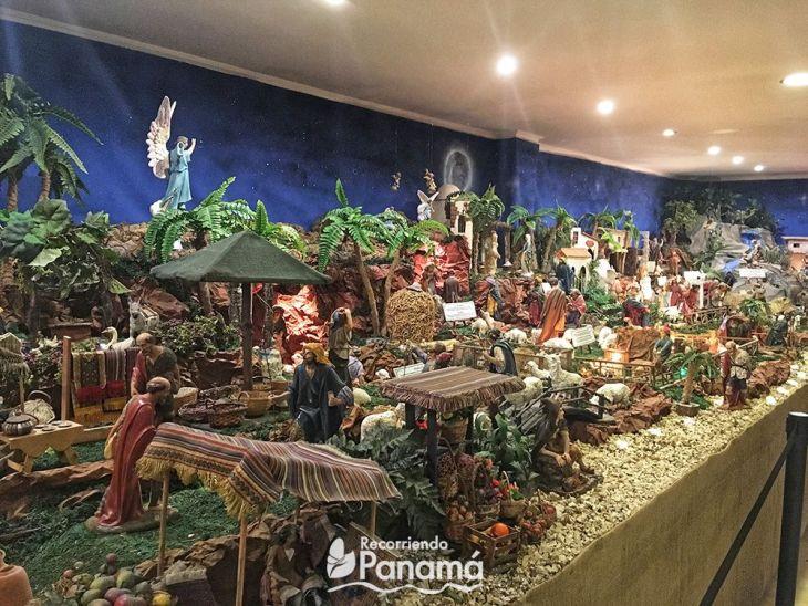 Escena de la Navidad. Museo de La Merced