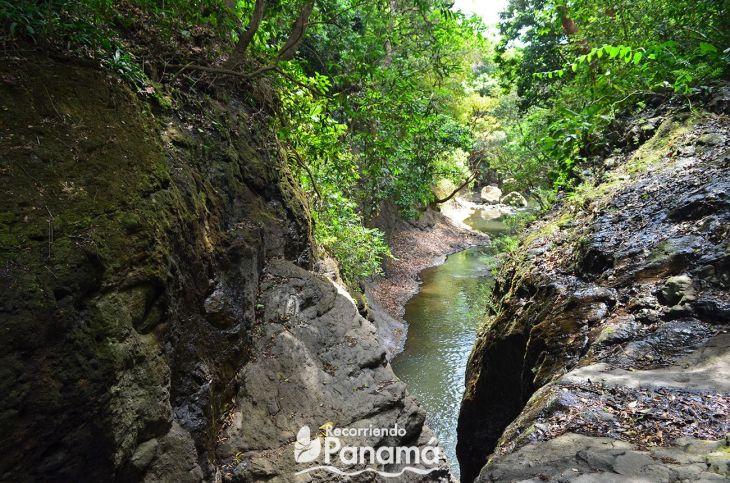 Las Mozas waterfalls