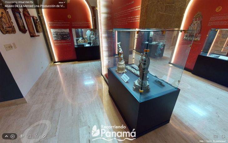 La Merced museum virtual tours