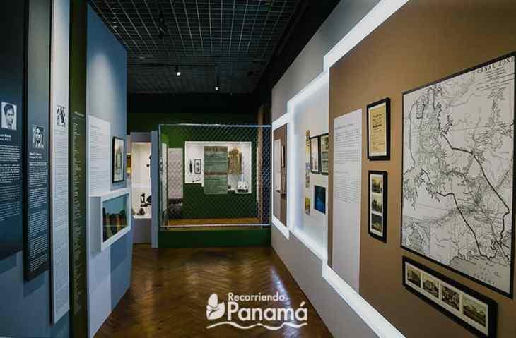 Museo del Canal de Panamá.