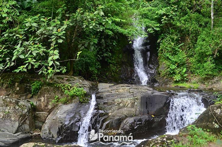 Waterfalls No. 3