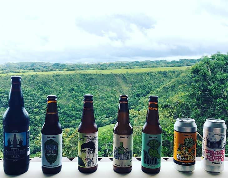 Boquete Brewing Company. Cervezas artesanales.
