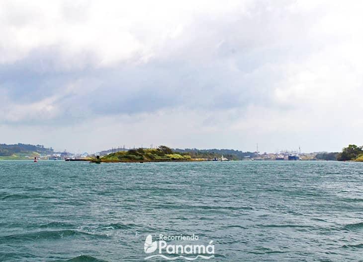 Canales de Panamá.