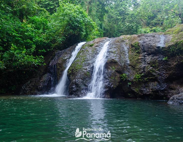 El Jiral Waterfall, con cara de Elefante.
