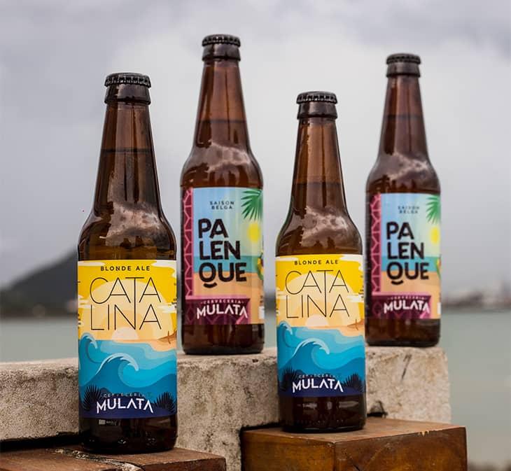 Mulata Beer. craft beers