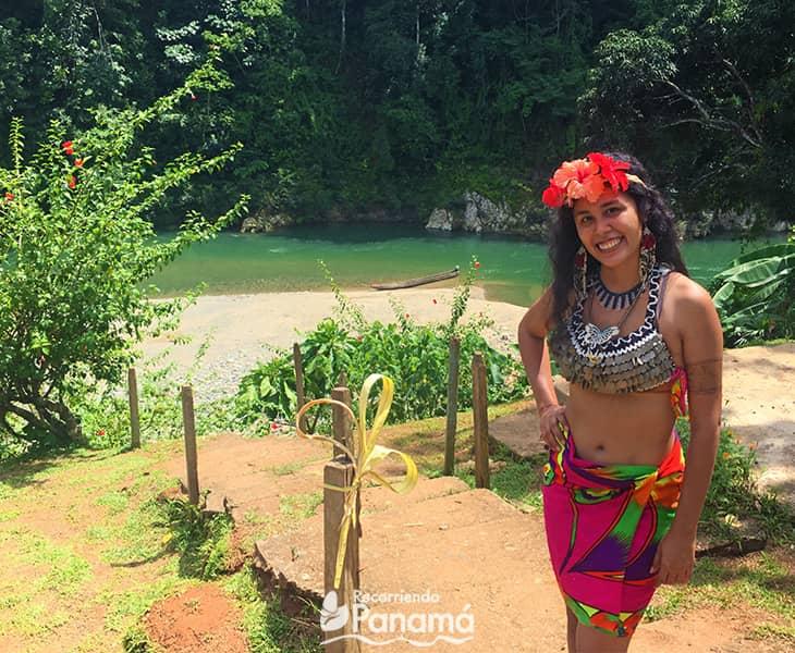 Jimara en la Comunidad Emberá Druá Community