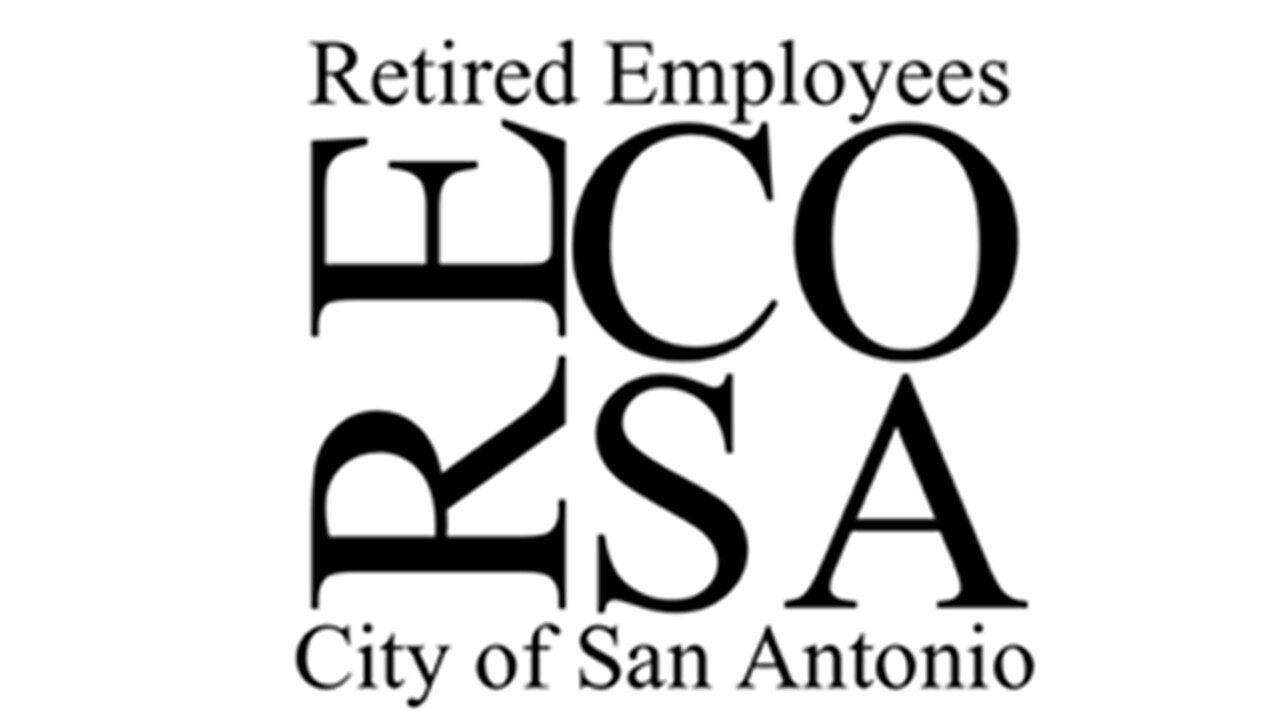 Retired Employees City of San Antonio