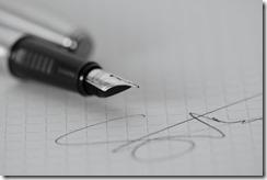 Devis signé