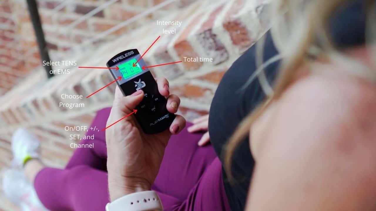 playmakar pro wireless muscle stimulator