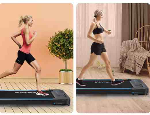 uner desk workout equipment