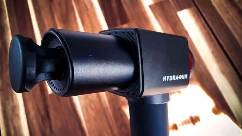 hydragun review australia massage gun