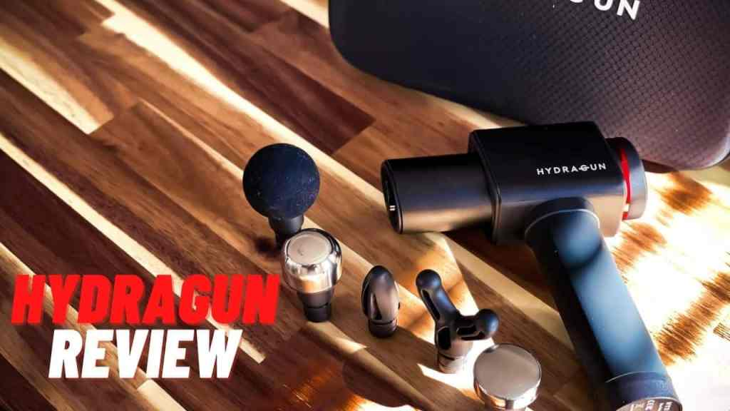 hydragun massage gun review