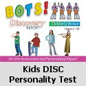 Kids DISC Personality Test
