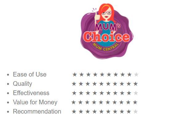 mum's choice award