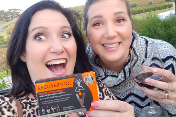 Mum Central puts Recoverthol to the test