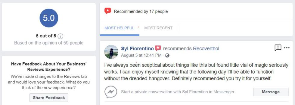 Hangover Crowdfunding Reviews