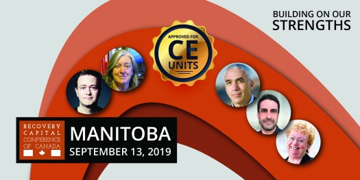 Register for Recovery Capital Conference of Canada: Winnipeg