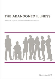 Schizophrenia Commission – The Abandoned Illness