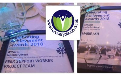 Celebrating Achievement Awards 2018; Inspirational Together