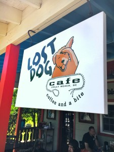 Dog Friendly Beach Cafe!