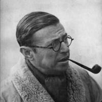 If I hear the voice of an angel  - Jean Paul Sartre