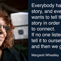 Listening as Healing - Margaret Wheatley
