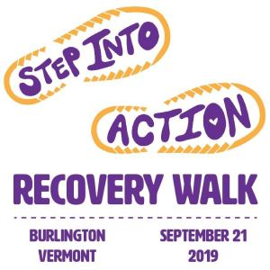Step Into Action Recovery Walk